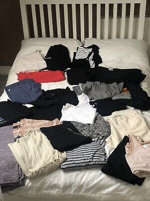 Maternity Clothes Bundle Size 12. 24 ITEMS Isabella Oliver H&M / ASOS / New Look • 26£