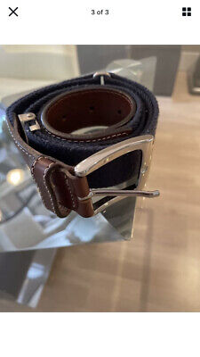 Women's Burberry Belt Size S, Excellent Condition Great On Jeans, High Quality • 6.60£