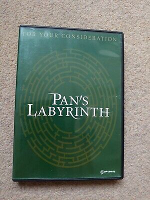 £9.99 • Buy Pans Labyrinth  DVD For Your Consideration Awards Promo Screener