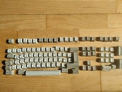 IBM Model M Keycaps Full German Layout • 60.32£
