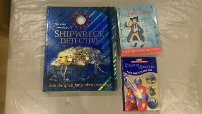 £10 • Buy Pirate Books - Shipwreck Detective US Import RRP $25