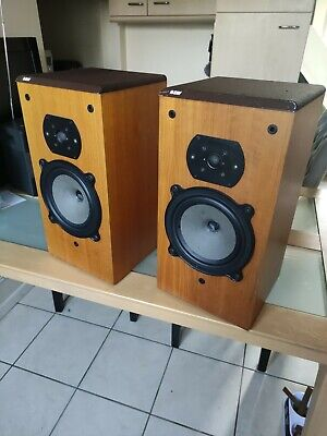 $ CDN9.74 • Buy B&W DM22 Bowers And Wilkins Large Bookshelf Speakers One Faulty Tweeter British
