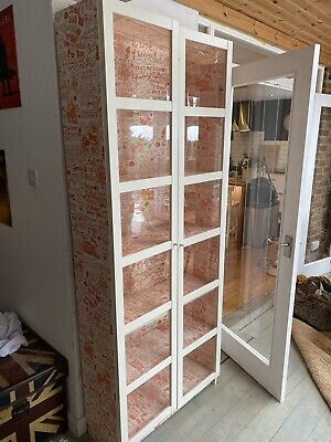 Ikea Billy Bookcase With Doors • 10£