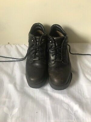 Rockport Hydro-shield Waterproof Boots Mens Black Leather Work Boots Size 7 W  • 39.99£