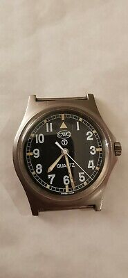 $ CDN219.48 • Buy CWC G10 British Military Watch Army W10  Issued 1998 Serial No 3623