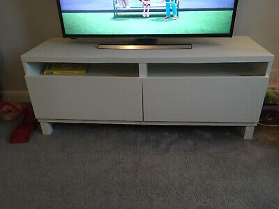 White Tv Stand Cabinet  • 15£