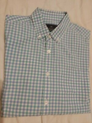 Atlantic Bay Checked Shirt L Excellent Condition  • 4.99£