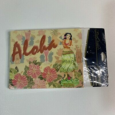 Vintage Tiki Invitations 8 Pack Envelopes Luau Hawaiian Party Aloha • 10.61£