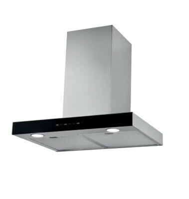 Best Zeta 60cm Touch Control T-Box Extractor Chimney Cooker Hood Same As Lamona • 100£