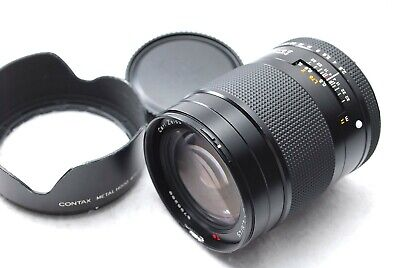 $ CDN678.54 • Buy Contax Carl Zeiss Distagon T* 45mm F2.8 AF Lens For 645 From JAPAN #Q68