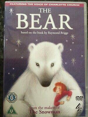 £1.99 • Buy The Bear - From The Makers Of The Snowman - DVD - Raymond Briggs