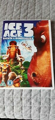 Ice Age 3 DVD, The Magic Roundabout DVD & Puss N Boots DVD • 2.50£