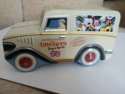 Taverners, Sweets Tin, Empty • 6.50£