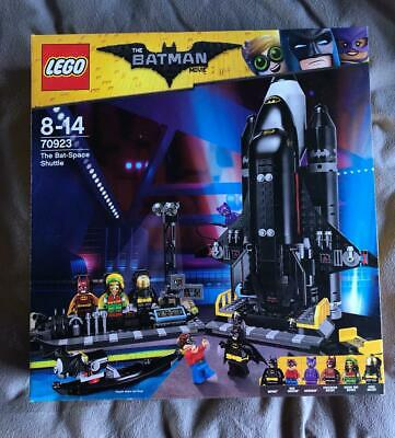 LEGO The Batman Movie 70923 The Bat-Space Shuttle Set, New, Unopened • 110£