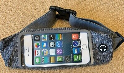 Runners Phone Belt - Brand New In Packaging - One Size Fits All • 14.99£