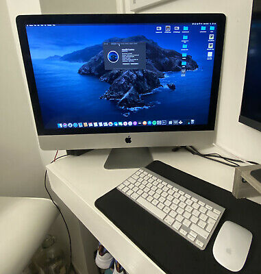 "Imac 27"" I5 (Late 2013) 3.2ghz 1TB 8gb Memory BOXED EXCELLENT CONDITION • 333.17£"