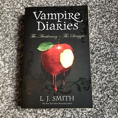 Vampire Diaries: The Awakening & The Struggle: Books 1 & 2 By L. J. Smith • 1.80£