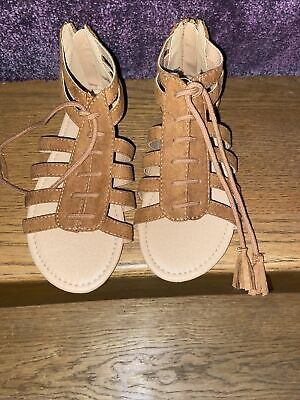 Girls Sandals Primary Size Uk 1 • 2.10£