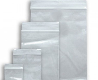 $5.20 • Buy 100 X GRIP LOCK SEAL SMALL RE-SEALABLE PLASTIC BAGS COIN JEWELLERY.