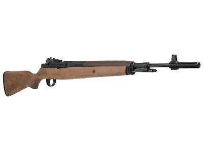 $199.99 • Buy (NEW) Springfield Armory M1A Underlever Pellet Rifle, Wood Stock 0.22