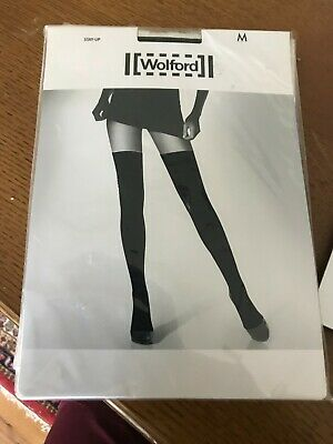 Wolford Stay Up Stockings • 16.89£