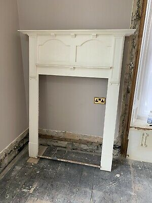 £495 • Buy Very Large Edwardian Victorian Period Style Unique  Fireplace Fire Surround