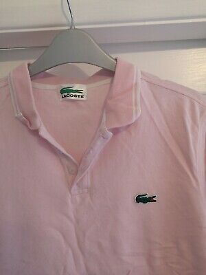 Lacoste Polo Shirt - Large • 5£