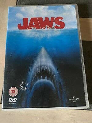 Jaws  Dvd In Good Condition • 1£