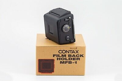 $ CDN714.55 • Buy 017 Contax 645AF Magazzino / Film Back Holder Mfb-1 (2)