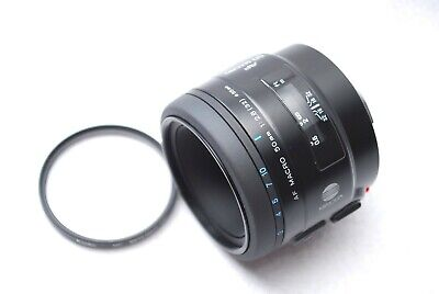 AU109.79 • Buy Minolta AF Macro 50mm F/2.8 Macro Lens For Sony A Mount From Japan #T99