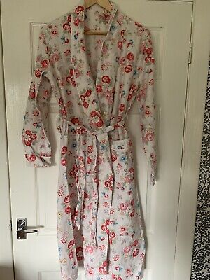 AU15.35 • Buy Cath Kidston Rose Dressing Gown Size M