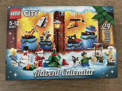 £15.30 • Buy Lego City Advent Calendar 60201 2018 Opened But With All Figures