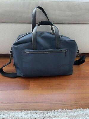 $ CDN115.60 • Buy Away Luggage Travel The Everywhere Bag Navy Blue Nylon Organized Daily Bag