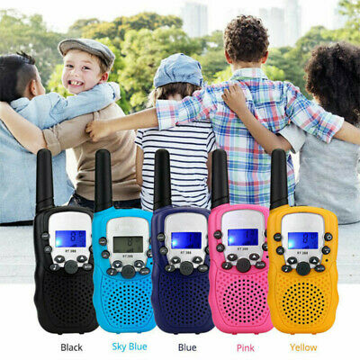 $ CDN30 • Buy 2 Pcs Walkie Talkie Kids Two-way Radio Long Range Radio Comunicador Xmas Gift