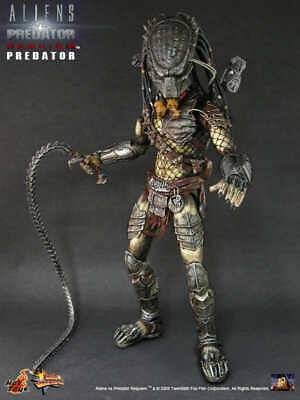 $ CDN547.25 • Buy Hot Toys MMS53 Wolf Predator Cleaner Kit Version Alien Vs Predator Requiem New