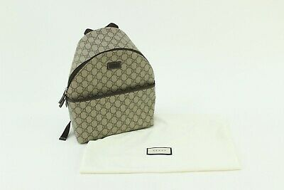$ CDN876.65 • Buy Gucci GG Supreme Coated Canvas Backpack