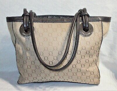 AU30 • Buy RRP$395 OROTON O Logo Shoulder Bag/Handbag/Signature Essentials Medium Tote