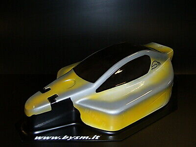 SM201 1/8 Scale Off Road RC Car Body Shell Buggy Body For  Kyosho MP7.5 1.5mm • 21.45£