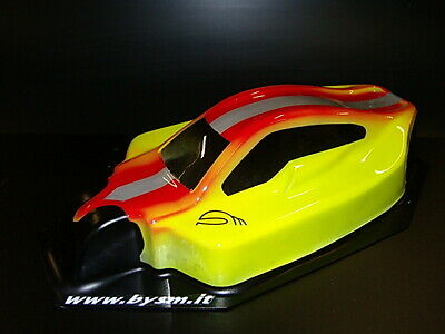 SM205 1/8 Scale Off Road RC Car Body Shell Buggy Body For  LOSI 8ight 1.5mm • 21.45£