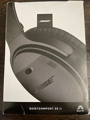 $ CDN202 • Buy Bose QuietComfort QC 35 II Wireless Bluetooth Noise Cancelling Headphones Black