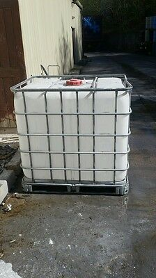 IBC Water Tank. 1000 Litre IBC Container. Water Storage • 35£