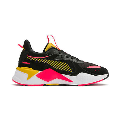 AU93.94 • Buy Puma Women's RS-X Reinvent Puma Black/Sulfur Sneakers 37100802 NEW