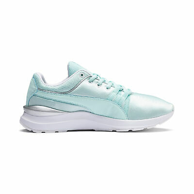AU52.18 • Buy Puma Women's Adela Fair Aqua Sneakers 36818504 NEW