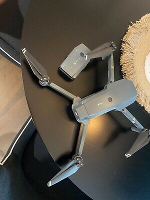 AU510 • Buy DJI Mavic Pro Platinum Fly Drone With Accessories - Grey