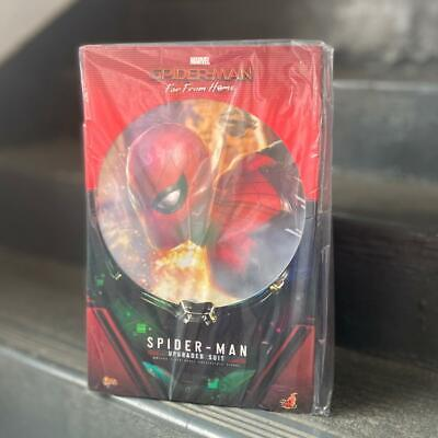 $ CDN339.74 • Buy READY To Ship Hot Toys MMS542 Spider-Man Far From Home Upgraded Suit 1/6 Figure