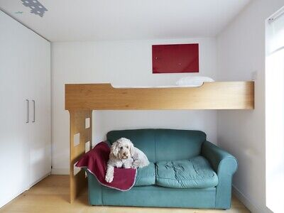 Bespoke Bunk Bed With Ikea Mattress Included • 100£