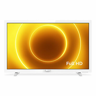 Philips24PFS5535/12 24  Inch Full HD 1080p LED TV With Freeview HD - White • 154.95£