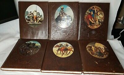 Time Life The Old West Set Of 6 Books • 17.88£