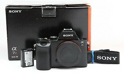 $ CDN945.46 • Buy Near Mint Sony Alpha A7R Mirrorless Digital Camera (Body Only) With Box #33368