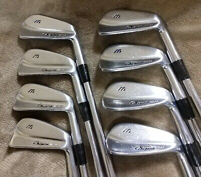 AU150.39 • Buy Mizuno MP-14 Iron Set - 3-PW - Dynamic Gold S300 Stiff Flex Shafts